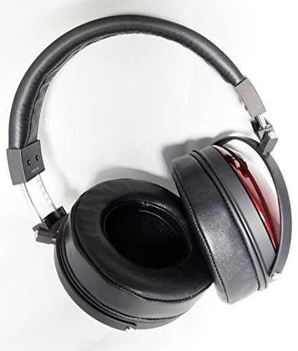 Fostex TH900 MKII Premium Reference Headphones with Dekoni Sheepskin Elite Ear Pads by Fostex