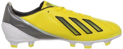 Adidas Fussballschuhe F30 TRX FG LEA G65394 42, Vivid Yellow-Green-Black, 42