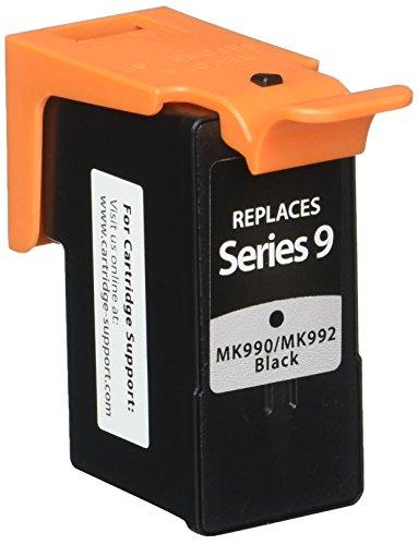 Reman Dell Series 9 Ink Black HY, MK990 / MK992 (Series 9)