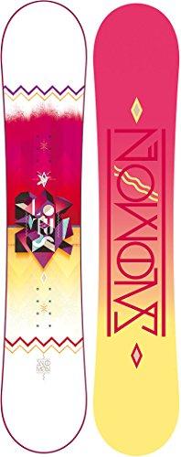 Salomon Lotus Snowboard Womens Sz 139cm