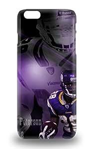 Tpu Protector Snap NFL Minnesota Vikings Adrian Peterson #28 3D PC Case Cover For Iphone 6 Plus ( Custom Picture iPhone 6, iPhone 6 PLUS, iPhone 5, iPhone 5S, iPhone 5C, iPhone 4, iPhone 4S,Galaxy S6,Galaxy S5,Galaxy S4,Galaxy S3,Note 3,iPad Mini-Mini 2,iPad Air )