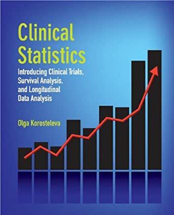 , and Longitudinal Data Analysis 1, Olga Korosteleva - Amazon.com