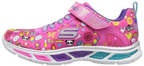 Skechers Litebeams Feelin It Chaussures de Running Fille