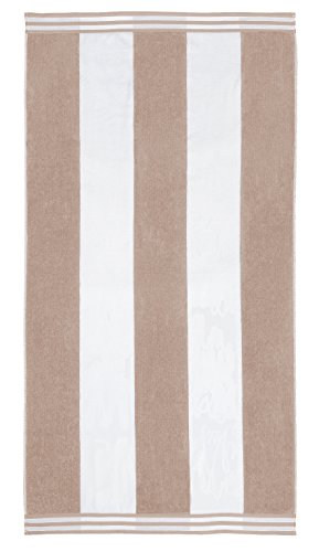 Superior Luxurious 100% Cotton Beach Towels, Oversized 34