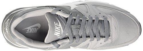 Nike Air Max Command, Zapatillas de Running para Hombre Gris / Blanco / Negro (Wolf Grey / White-Stealth-Black)