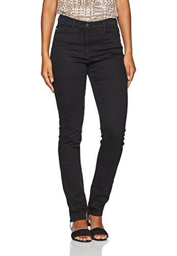 Jeans Donna BRAX Bx Black mary Black Straight 2 Nero Clean wOwBPqIE
