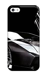 Slim Fit Tpu Protector Shock Absorbent Bumper Free Cool Car S1 Case For Iphone 5/5s