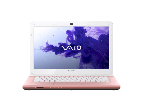 Sony VAIO E Series SVE14116FXP 14-Inch Laptop (Seashell Pink)