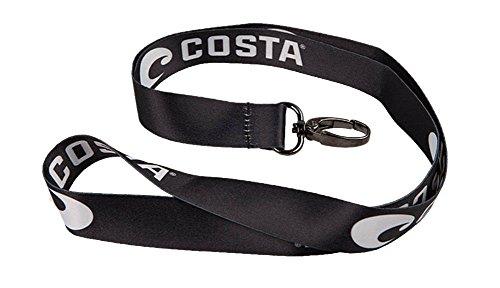 Costa Del Mar Lanyard Logo, - Costa Frames Only