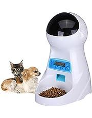 UMEI 6litre Alimentatore Automatico Per Cani e Gatti Timing Quantitativo Distributori Automatici di Cibo
