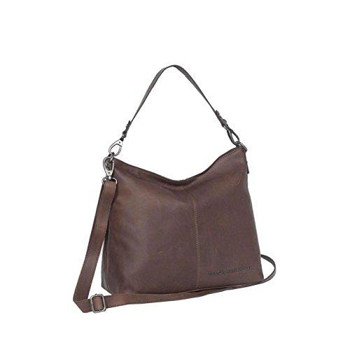 The Chesterfield Brand Victoria Borsa a spalla pelle 29 cm Brown