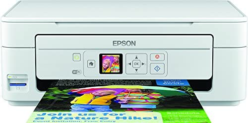 Epson Expression Home XP-345 - Impresora inyección de Tinta multifunción (USB, LAN inalámbrica, LCD de 3.7 cm), Color Blanco, Ya Disponible en Amazon ...