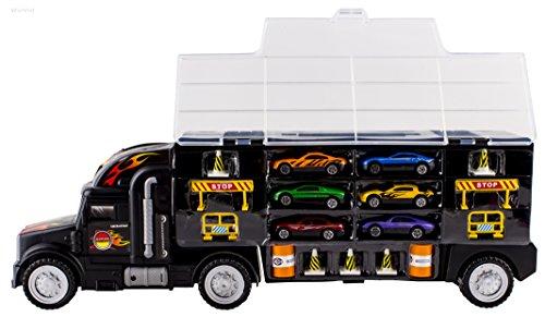 Hot Wheels Toy Car Holder Case : Amazon hot wheels car storage case with easy grip