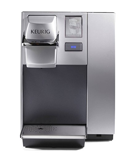 Keurig K155 Office Pro Coffee Maker Brewer One Size Silver