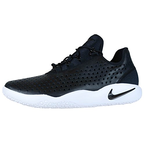 NIKE FL-Rue Mens Running Trainers 880994 Sneakers Shoes (US 9.5, Black White 001)
