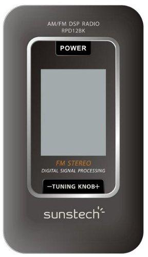 Sunstech RPD12 - Radio, color negro: BLOCK: Amazon.es: Electrónica