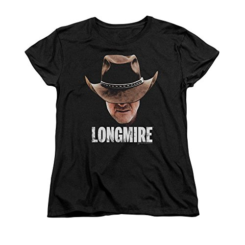 Longmire Long Haul Short Sleeve Womens Teeshirt