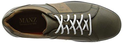 Sneaker Taupe Olive Cremona Manz Herren qvwU11