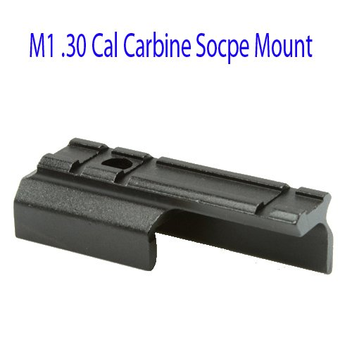 """M1 .30 Cal Carbine Scope Mount Free Shipping """" Lifetime for sale  Delivered anywhere in USA"""
