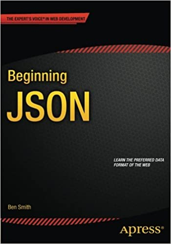 beginning json 1st ed edition