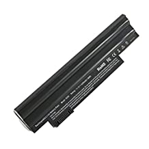 Fancy Buying Laptop Battery for Acer Aspire One AOD257 D255-1134 D255-2301 D255-2331 D255-2333 D255E-1643 D257-13404 D257-13450 D257-1471 D260-2440 D260-N51B/SF HAPPY 2 ZE7 (6 Cells 11.1V 5200mAh)