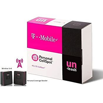 T-Mobile NXT CEL-FI-D32-24 Indoor Coverage 4G Lte Personal Cell Phone Spot Signal Booster