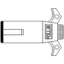 57M8340 New 7 Pin Implement Light Plug For John De