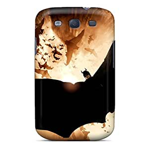 New Shockproof Protection Case Cover For Galaxy S3/ 2012 Batman Movie Case Cover