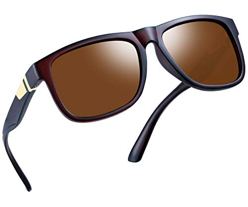 Joopin Unisex Polarized Sunglasses Classic Men Retro UV400 Brand Designer Sun glasses ()