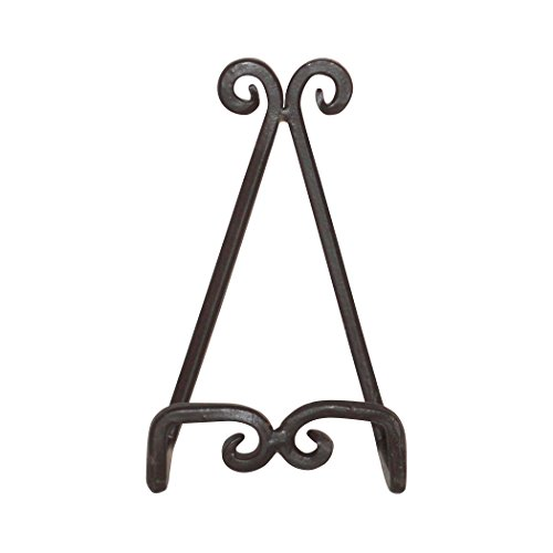 Traditional Décor Collection Canopy 5-Inch Metal Easel