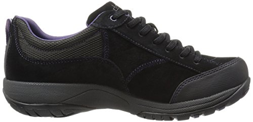 Dansko Womens Paisley Fashion Sneaker In Camoscio Nero