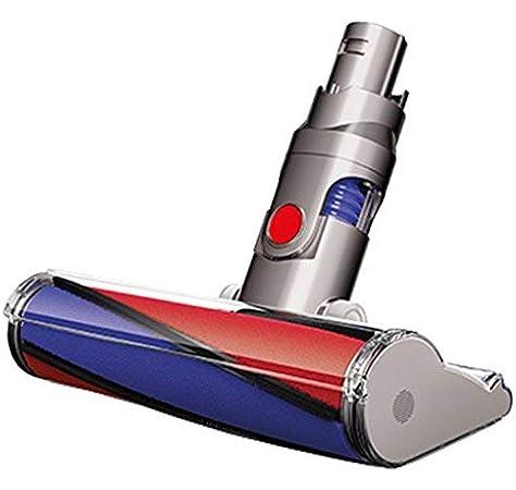 Dyson 966489-01 Stick vacuum Roller brush set accesorio y suministro de vacío - Accesorio para aspiradora (Stick vacuum, Roller brush set, Negro, Azul, Rojo, Dyson, V6): Amazon.es: Hogar