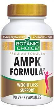 Amazon.com: Botanic elección ampk Fórmula 90 Cápsulas ...