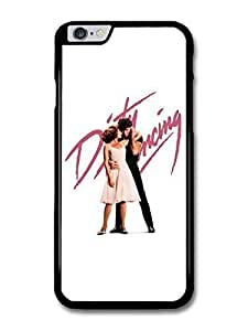"AMAF ? Accessories Dirty Dancing Pink Writing with Baby and Johnny Patrick Swayze case for iPhone 6 Plus (5.5"")"