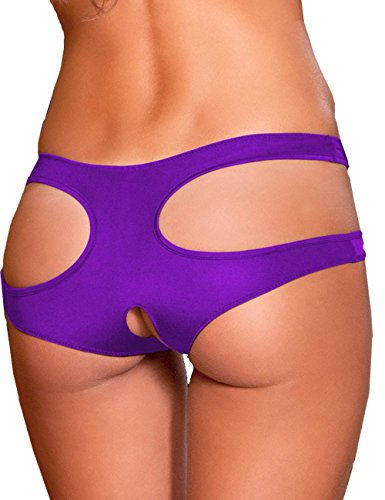 Cut Out G-String - 3