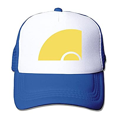 Adjustable Hats Pokemon Go Cosplay Girl Trainer Snapback Baseball Mesh Caps from Huahaitongdashangmao