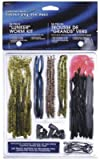 Maurice Sporting Goods KIT-30 Worm Kit, Lunker, 58-Pc.