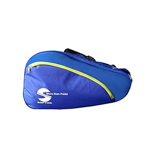 Desconocido Paletero Softee Pro, diseño como Asics: Amazon.es: Deportes y aire libre