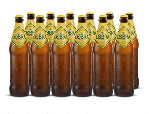 Cobra Premium Beer 12 X 620ml