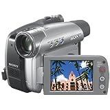 Sony DCR-HC36 MiniDV Digital Handycam Camcorder with 20x Optical Zoom (Certified Refurbished)
