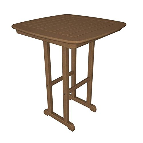 Nautical Counter-Height Outdoor Polywood Table by Polywood