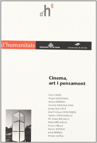 Descargar Libro Cinema, Art I Pensament Fèlix Fanés