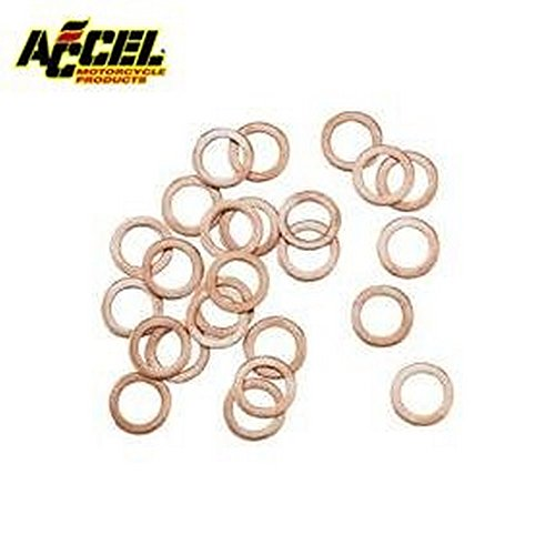ACCEL Spark Plug Index washers (30-pk) (Ground Accel Spark Plug)
