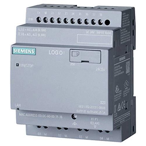 8 Contrôleur 6ED1052-2CC08-0BA0 in box free ship 1PC nouveau Siemens LOGO