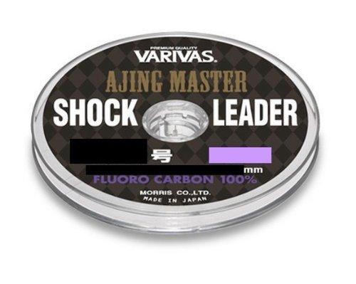 モーリス(MORRIS) ショックリーダー バリバス アジングマスター フロロカーボン 30m クリアの商品画像