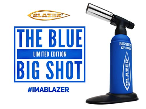 Which are the best blazer big shot 8000 torch available in 2019?