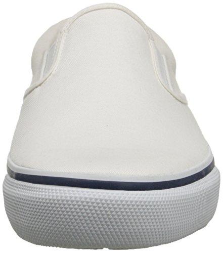 Sperry Top-SiderStrioer Slip On - Strioer hombre Blanco - blanco