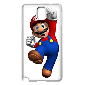 Samsung Galaxy Note 3 Cell Phone Case White Super Mario Bros GED 16D Personalized Case