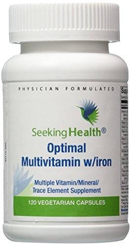 Multivitamin Well Tolerated Bioavailable Seeking Health