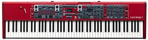 Nord USA Nord 3 88-Key Digital Stage Piano with Full Weighted Hammer Action Keybed ()